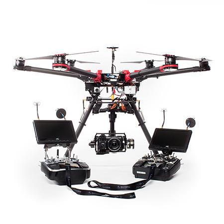Drones profesionales valencia